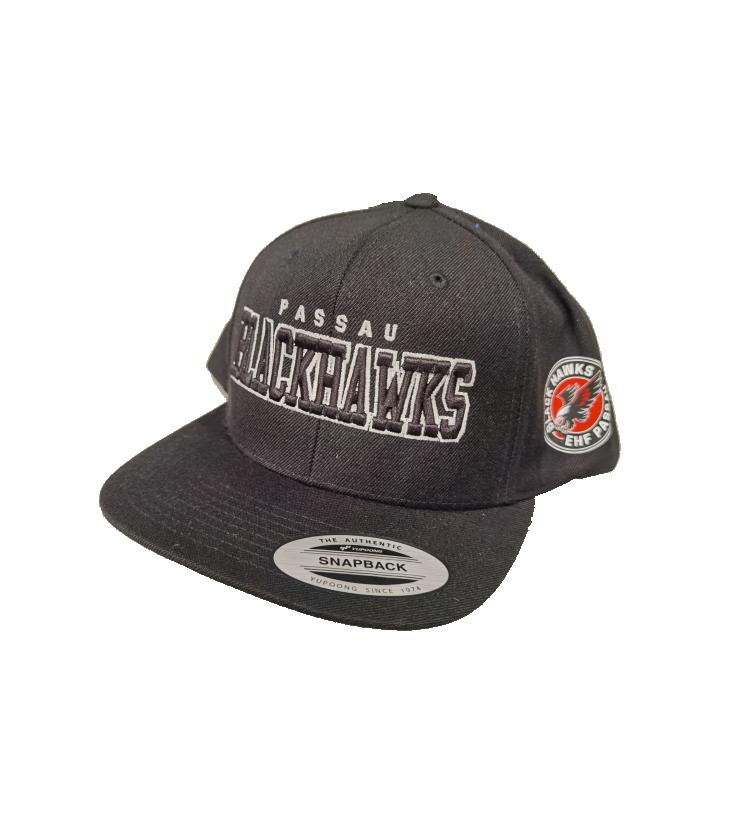 EHF Black Hawks Fan Cap
